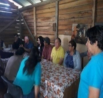 REUNIÓN DE TRABAJO CON VARIAS INSTITUCIONES PÚBLICAS